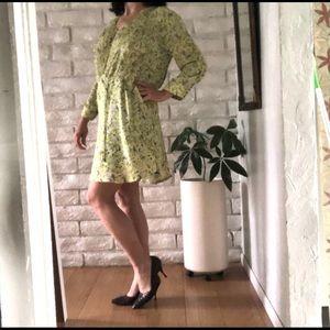 Maeve Summer Dress by Anthropology Sz M